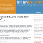 Original BrianBurridge.com